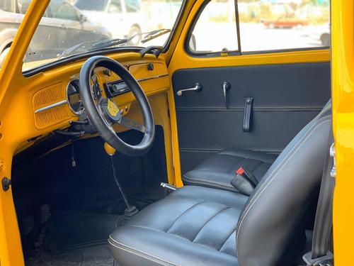 volkswagen escarabajo motor 1600
