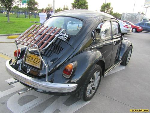 volkswagen escarabajo mt 1000