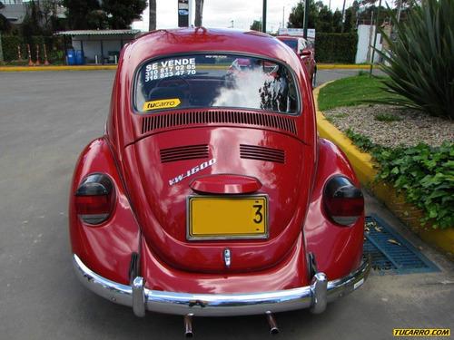 volkswagen escarabajo mt