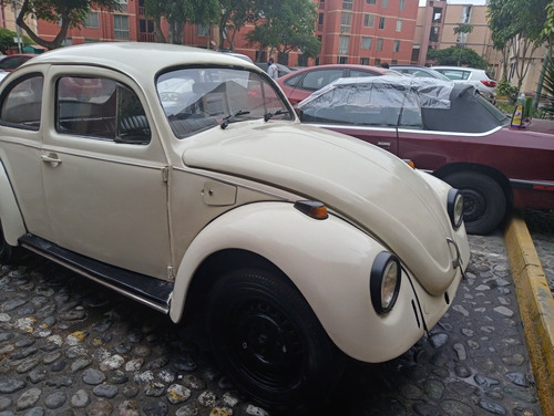 volkswagen escarabajo sedan