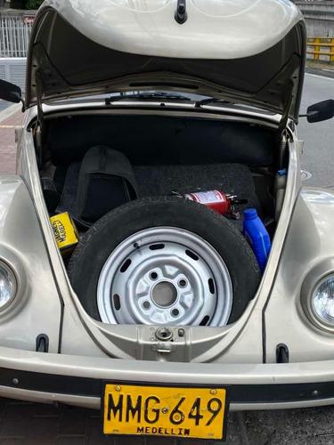volkswagen escarabajo sedan