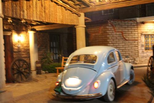 volkswagen escarabajo vocho