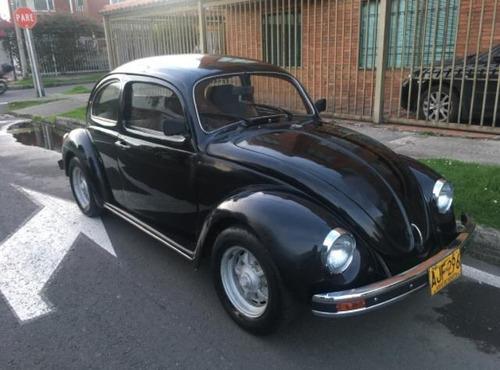 volkswagen escarbajo 1961. motor 1.6