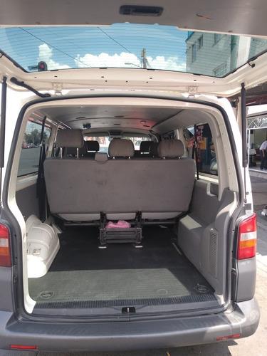 volkswagen eurovan 2.0 minivan diesel mt 2006