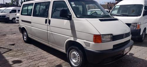 volkswagen eurovan 2004 9pasajeros