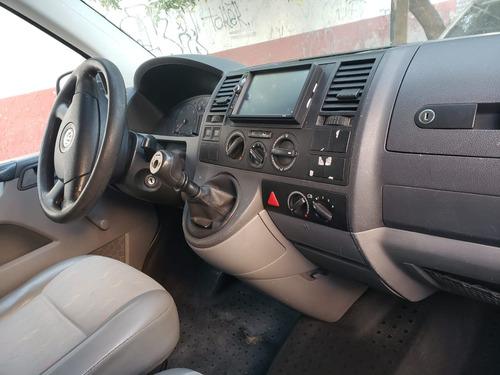 volkswagen eurovan 2009 2.5 minivan 10 psj 5vel diesel aa mt