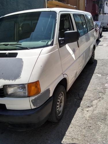 volkswagen eurovan 2.5 carga banca corrida mt 2004