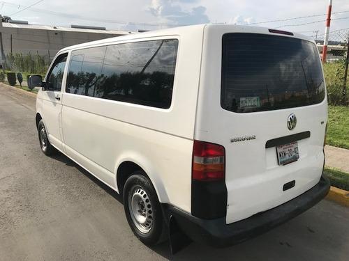 volkswagen eurovan 2.5 minivan 5vel diesel aa mt