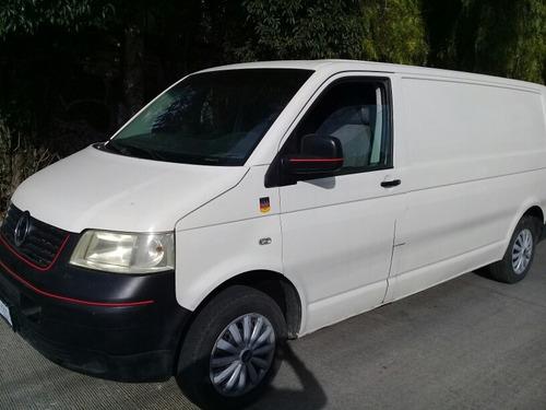 volkswagen eurovan 2.5 minivan 5vel diesel mt 2008