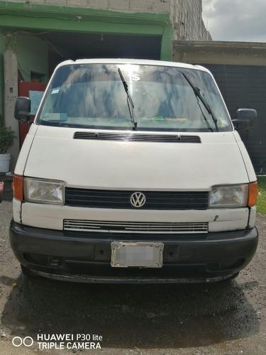 volkswagen eurovan 2.5 minivan l5 pasajeros 5vel mt 2002