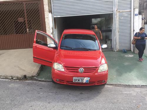 volkswagen fox 1.0 8v 4 portas (flex) 2005