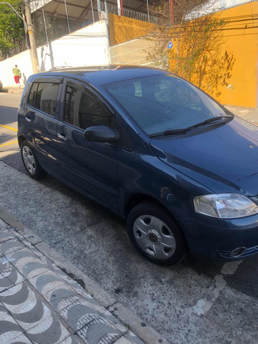 volkswagen fox 1.0 city total flex 5p 2007