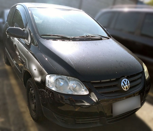 volkswagen fox 1.0 mi route 8v flex 2p manual