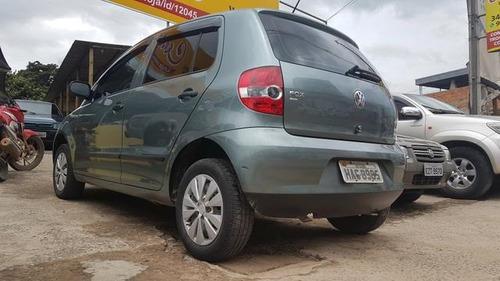 volkswagen fox 1.0 vht city total flex 5p 2009