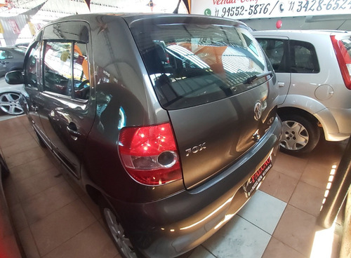 volkswagen fox 1.0 vht city total flex 5p 2009