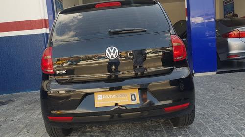 volkswagen fox 1.0 vht total flex 5p, revisado, impecável!!