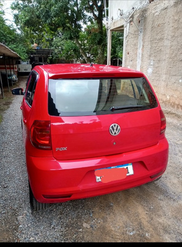 volkswagen fox 1.0 vht trend total flex 5p 2012