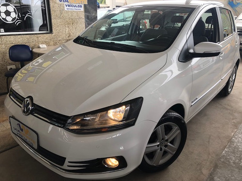 volkswagen fox 1.6 16v msi 2016 highline total flex 5p