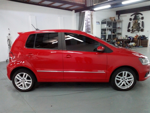 volkswagen fox 1.6 16v msi highline