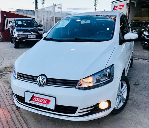 volkswagen fox 1.6 16v msi highline mod 2016 - impecável