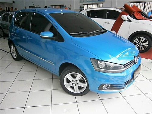 volkswagen fox 1.6 16v msi highline total flex 5p