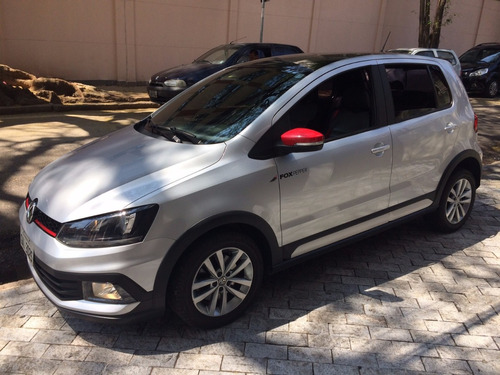 volkswagen fox 1.6 16v msi pepper total flex 4p 2016