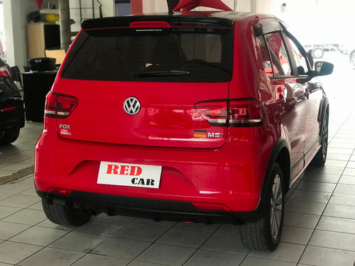 volkswagen fox 1.6 16v msi pepper total flex 5p