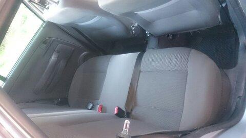 volkswagen fox 1.6  5 puertas confortline 2008 89000 km