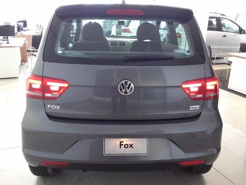 volkswagen fox 1.6  5 puertas connect ec