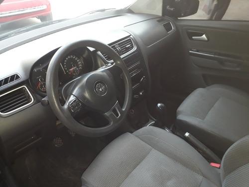 volkswagen fox 1.6 5pts confortline c/gnc 2010