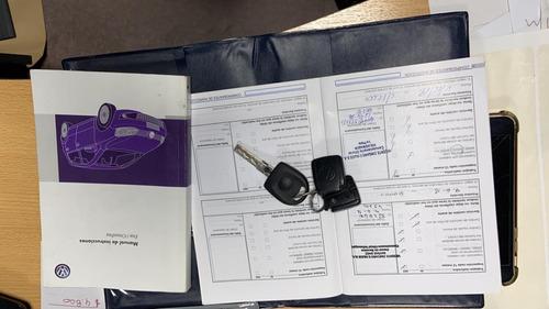 volkswagen fox 1.6 c/ techo highline permuto y financio