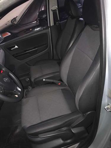 volkswagen fox 1.6 comfort pack 5 p 2012 permuta 520000