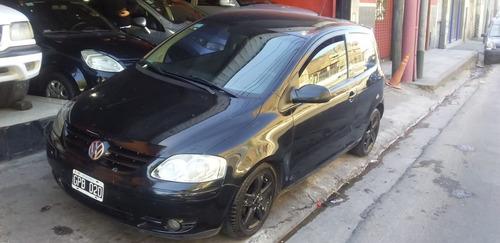 volkswagen fox 1.6 comfortline 2007 5 puertas nafta 27063858