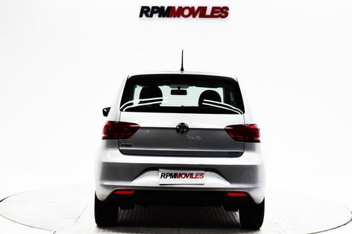 volkswagen fox 1.6  comfortline 5 puertas 2017 rpm moviles