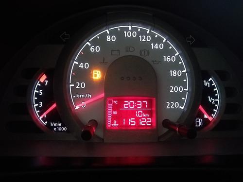 volkswagen fox 1.6 comfortline 70a 5 p 2007