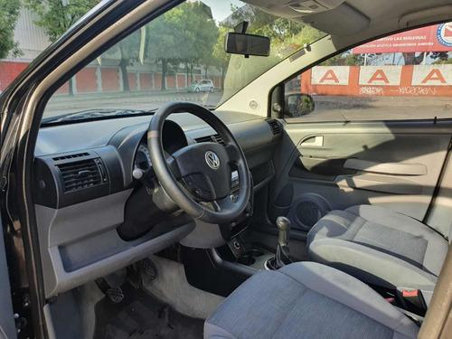 volkswagen fox 1.6 comfortline 70a 5 p 2009