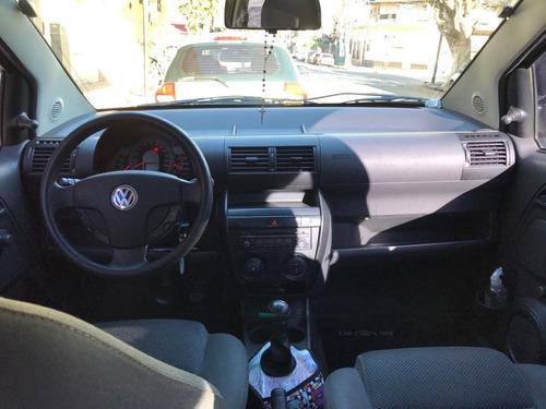 volkswagen fox 1.6 confortline 2007