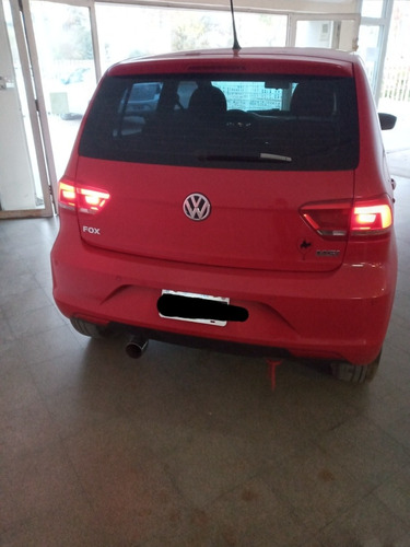 volkswagen fox 1.6 confortline pack saf 2015