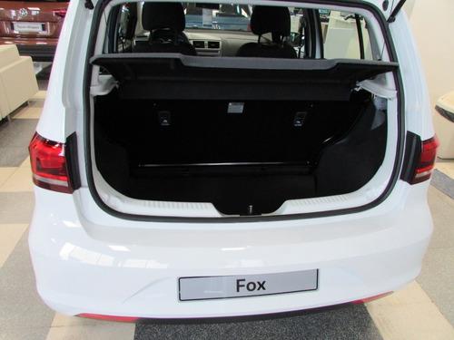 volkswagen fox 1.6 connect 0km patentado #a2