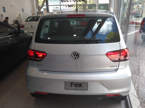 volkswagen fox 1.6 connect 8