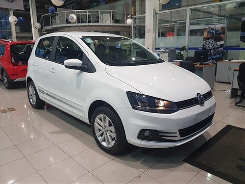 volkswagen fox 1.6 connect total flex 5p