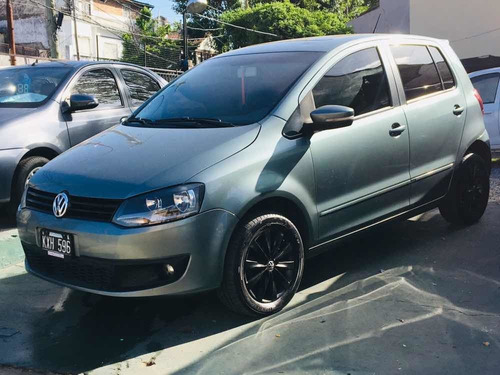 volkswagen fox 1.6 highline 2012