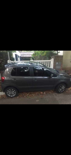 volkswagen fox 1.6 highline imotion 2013