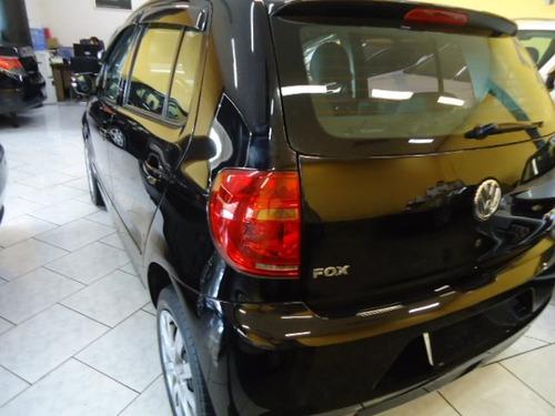 volkswagen fox 1.6 mi 8v flex 4p automatizado