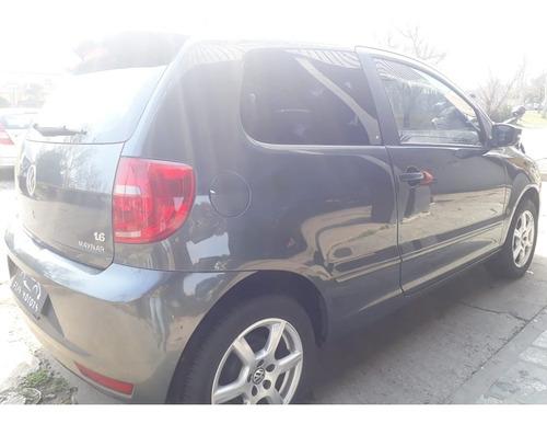 volkswagen fox 1.6 mod13 anticipo$425.000 + cuotas en pesos