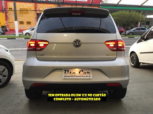 volkswagen fox 1.6 msi comfortline 8v 4p automatizado