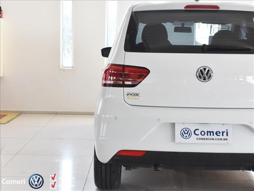 volkswagen fox 1.6 msi connect