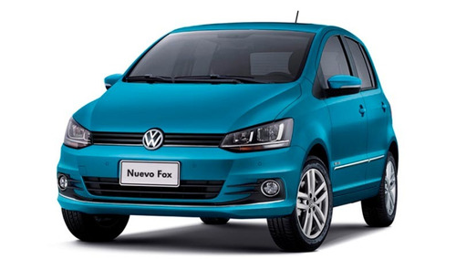 volkswagen fox 1.6 msi connect manual balcarce 0km