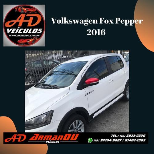 volkswagen fox 1.6 msi pepper 16v flex 4p manual