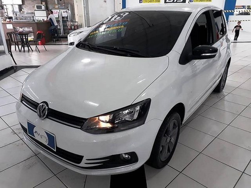volkswagen fox  1.6 msi total connect i-motion 2018